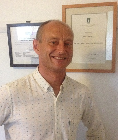 Dr Peter Wuehr - Bay Family Chiropractic, Byron Bay Chiropractor